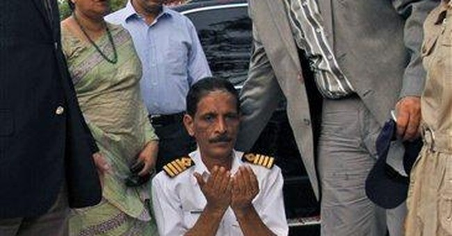 Pakistan: After 11 months, pirates' hostages freed