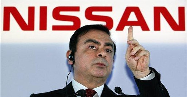 Nissan expects 15 pct drop in profit for this year