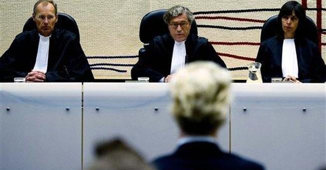 Dutch anti-Islam lawmaker acquitted of hate speech