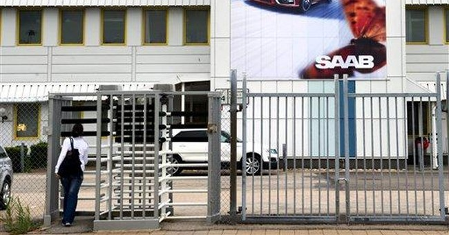 Saab in $40 million property deal to help pay debt