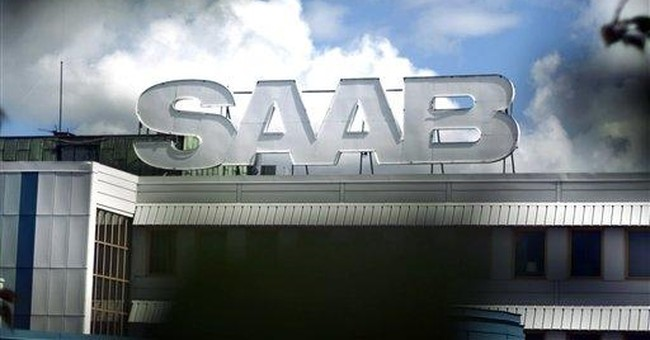 Saab says Chinese order could pay staff wages