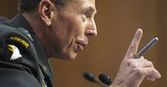 Petraeus says he'll leave Army behind as CIA chief