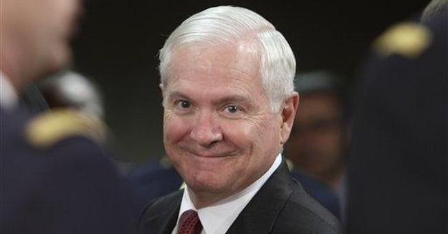 Robert Gates named 2011 Liberty Medal recipient