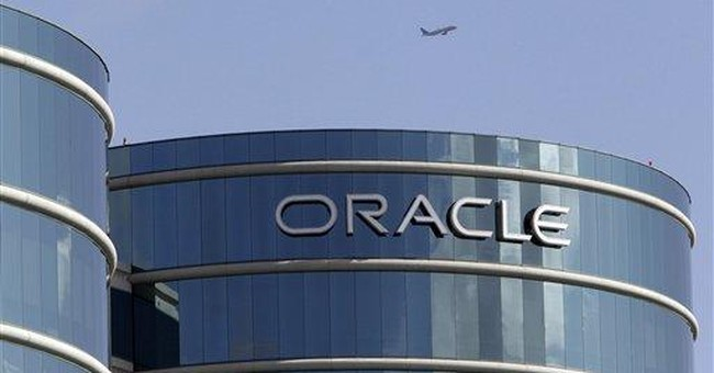 Oracle's profit tops Street, but worries surface