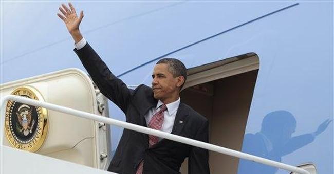 Obama releasing 30M barrels from US oil reserves