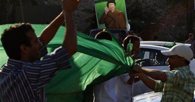 Intern'l judges order arrest of Moammar Gadhafi