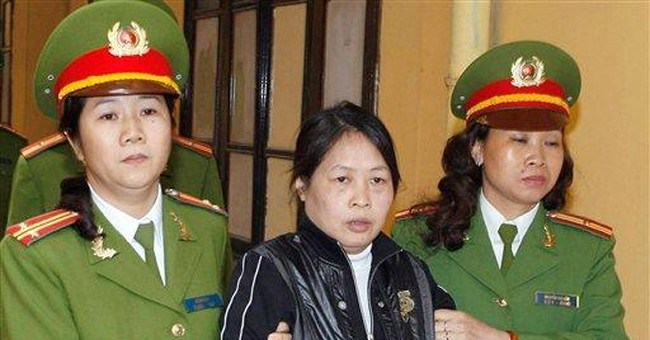 Freed Vietnam dissident to wage democracy fight