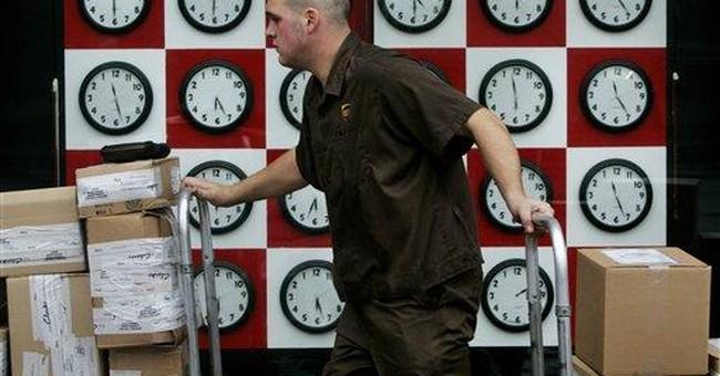AP EXCLUSIVE: Power grid change may disrupt clocks