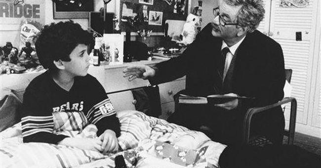 Peter Falk, TV's rumpled Columbo, has died