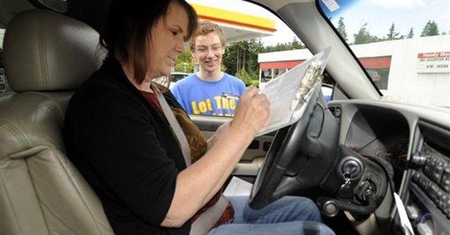 Wash. teen crusades against ticketing traffic cams