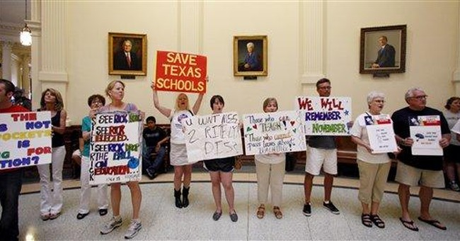 Texas lawmakers kick tough decisions down the road