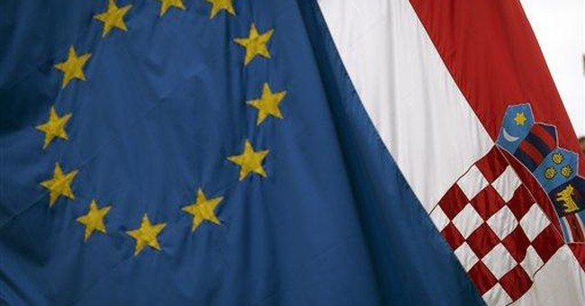 Croatia to become European Union member in 2013