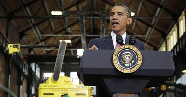 Obama pitches plan to promote high-tech innovation