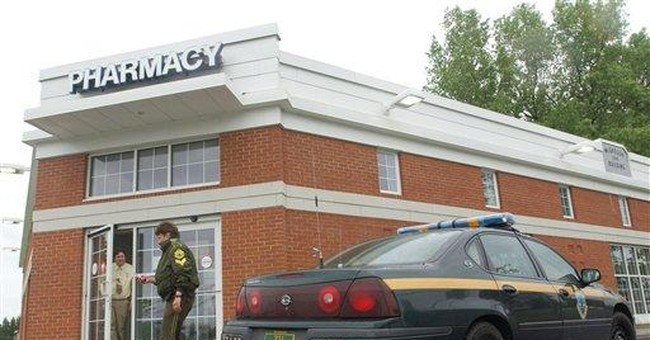 AP Enterprise: Pharmacy robberies sweeping US