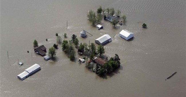 Tornadoes, floods deliver blow to state budgets