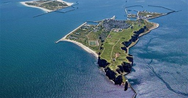 Tiny German island rejects expansion