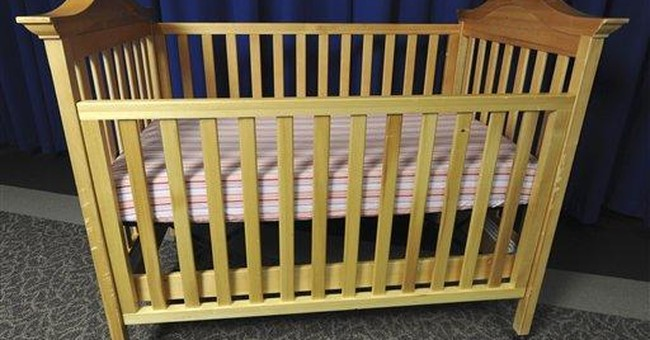 Tough safety standards for cribs going into effect