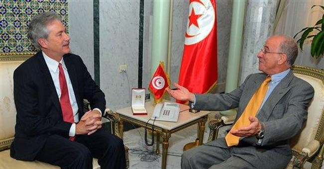 Islamist party pulls out of Tunisian reform talks