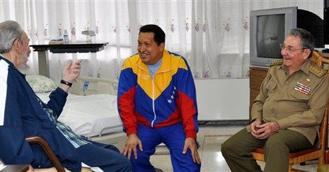 Allies say Chavez is improving after surgery