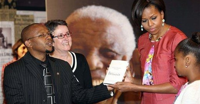 Book of Nelson Mandela quotations released