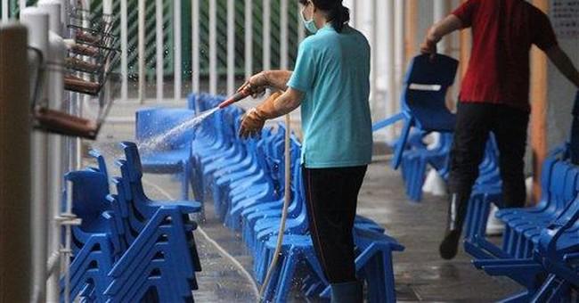 Mutated scarlet fever fuels Hong Kong outbreak