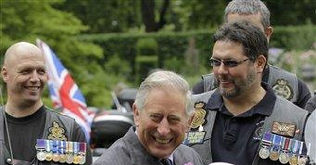 UK taxpayers shell out more for Prince Charles