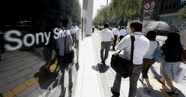Sony faces jittery shareholders after cyberattack
