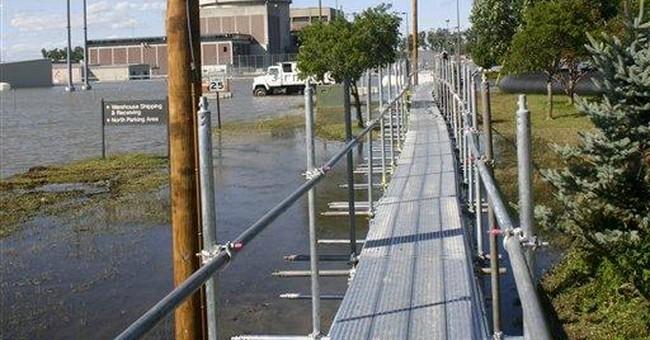 Neb. nuke utilities say safety prevails amid flood