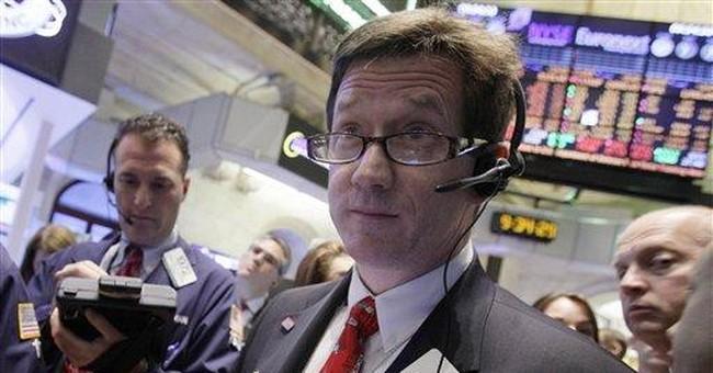 Strong Nike earnings help lead stocks higher