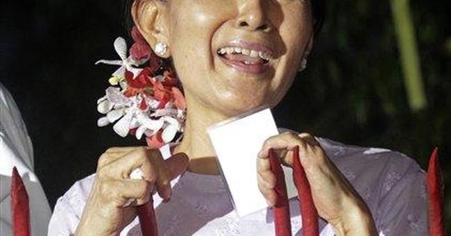 Suu Kyi delivers prestigious BBC annual lecture
