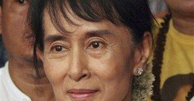 Myanmar deports Michelle Yeoh after Suu Kyi movie