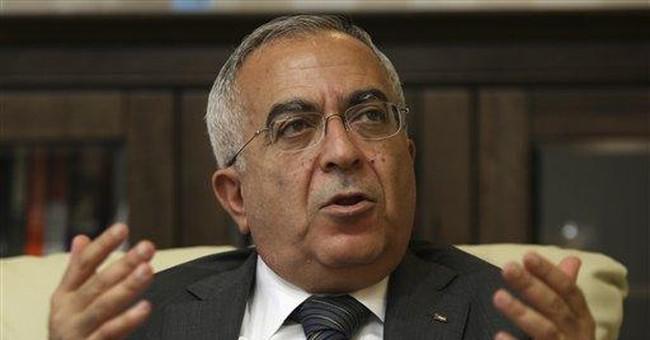 AP Interview: Palestinian PM skeptical of UN bid