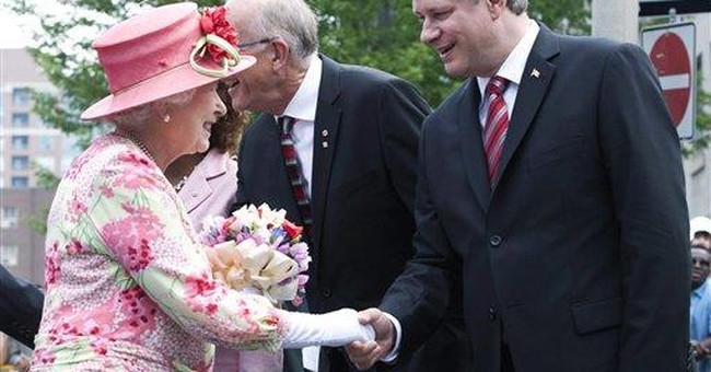 Royal visit puts Canada's sense of self to a test