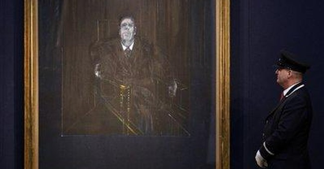 Francis Bacon painting fetches $28.7M at auction