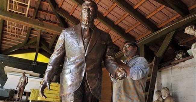 Ronald Reagan statue to be unveiled in Hungary