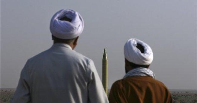 UK: Iran conducting secret ballistic missile tests