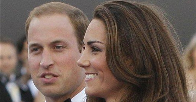 William, Kate off to Canada, US in first tour