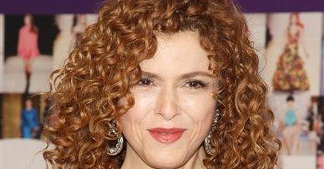 Bernadette Peters to take 'Follies' to Broadway