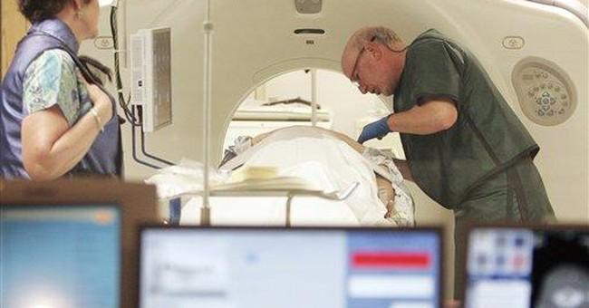 Lung cancer scans: False alarms amid lives saved
