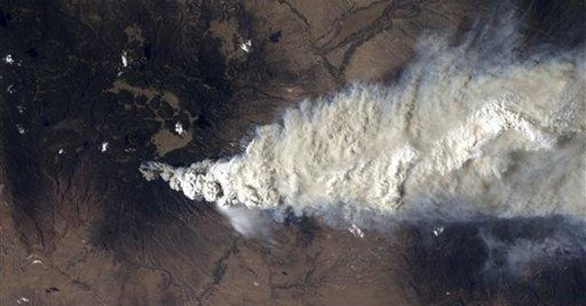 'Flying lab' to monitor smoke near NM nuclear lab