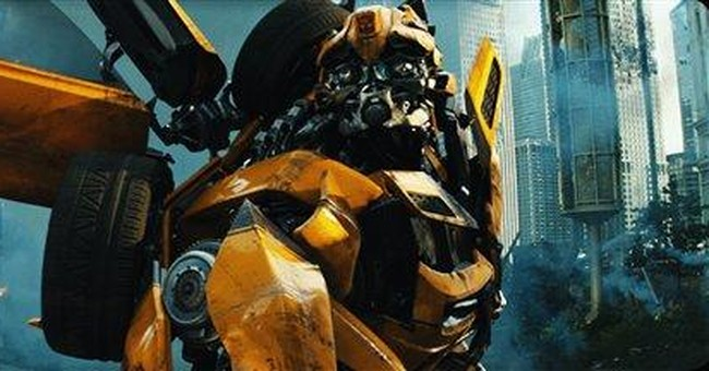 'Transformers' revenues dip with $13.5M for No. 3