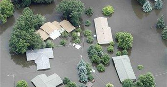 Schools hit in ND flood; where to put 1,000 kids?
