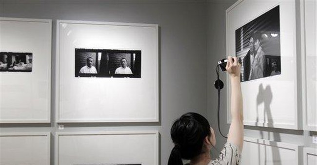 Ai Weiwei's early photos in NYC exhibition