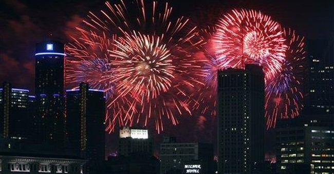 Fireworks haulers get rules break for the Fourth