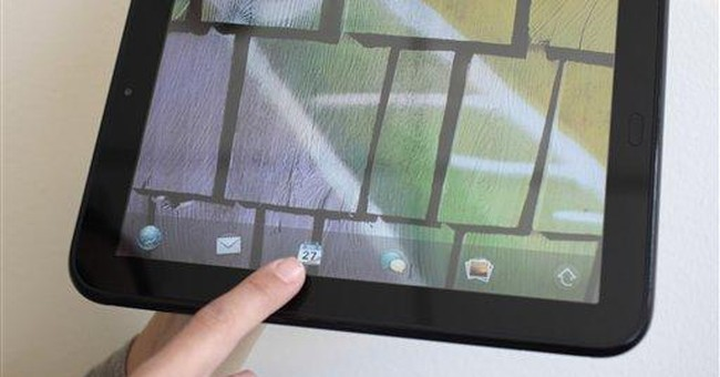 Review: HP TouchPad makes a mediocre tablet