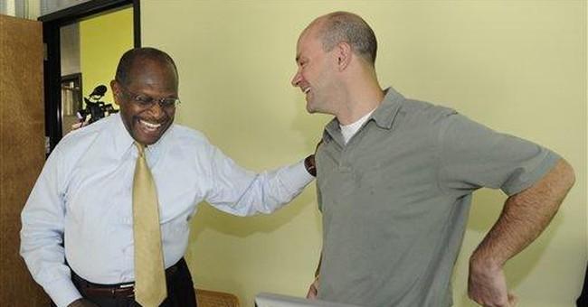 2012 GOP candidate Cain: cut taxes, create jobs