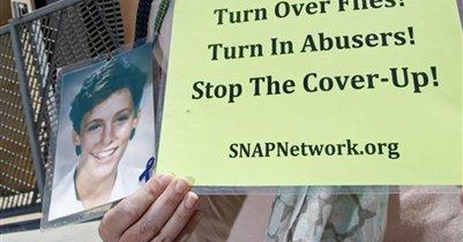 Report: Convicted LA priest had record in Italy