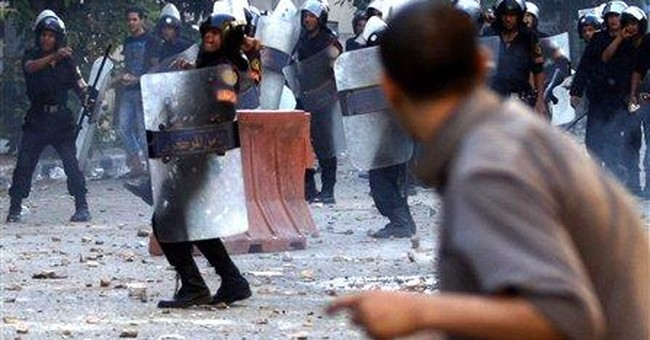 Clashes reveal Egypt's volatility 5 months later