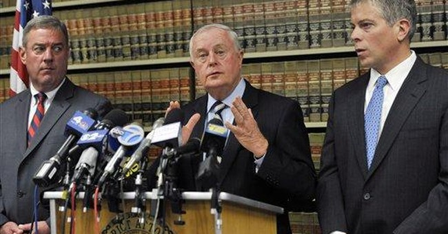 DA: NY shootings suspect staked out pharmacy