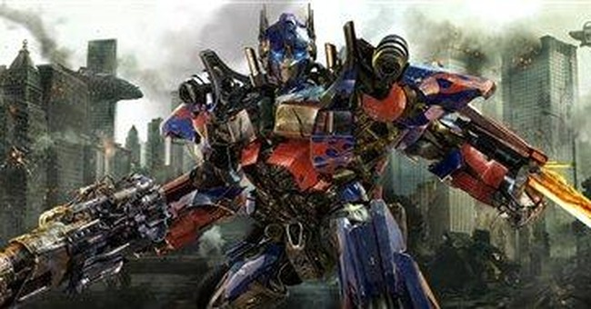 'Transformers' fires up holiday weekend with $116M